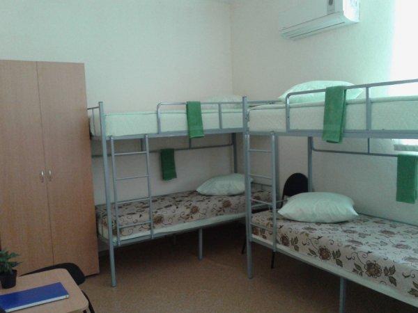 By Friends Hostel, Kazan