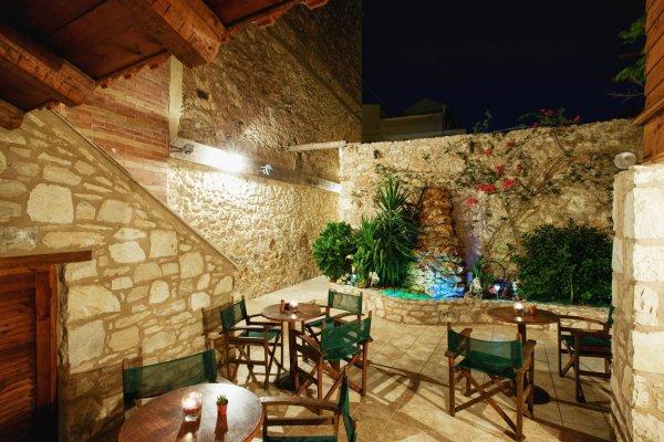 Barbara Studios, Κρήτη - Ρέθυμνο