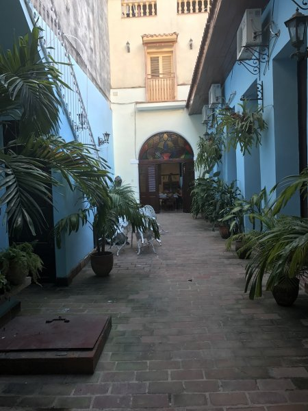 Paradise Hostel Backpacker, L'Avana