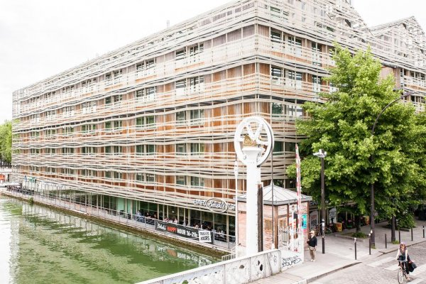 St Christopher's The Canal Hostel, Paris