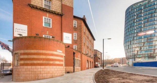 Ashton House Hostel, Manchester