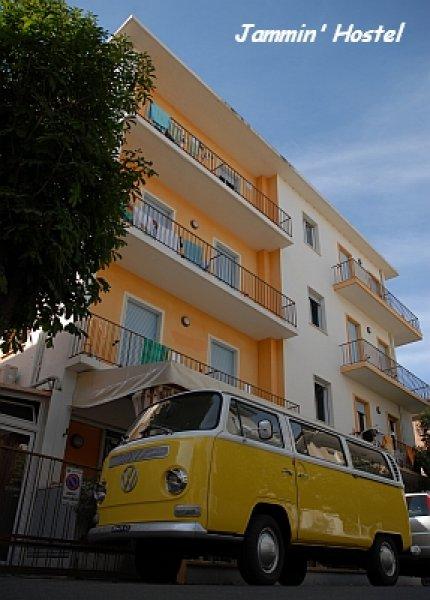 Jammin' Hostel Rimini, Rimini