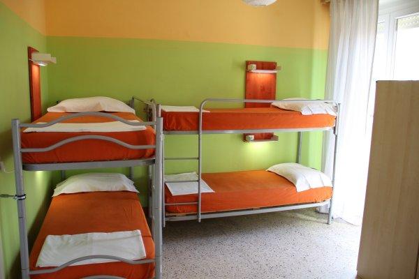 Jammin' Hostel Rimini, Ρίμινι