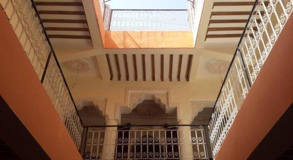 Riad Itry, Marakes