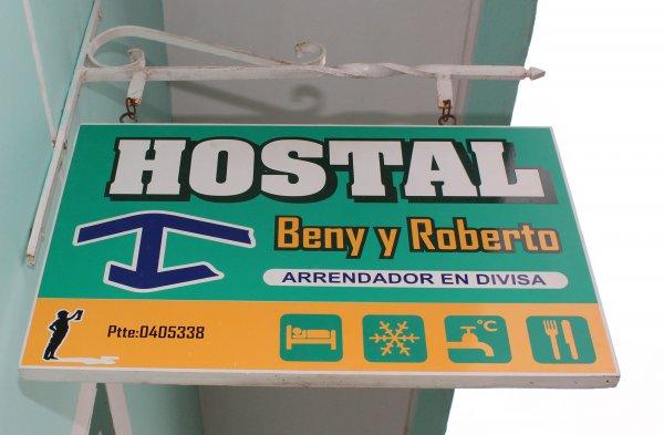 Beny and Roberto Hostel, Santa Clara