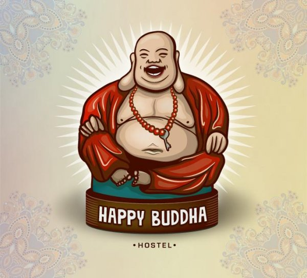 Happy Buddha Hostel, Kijev