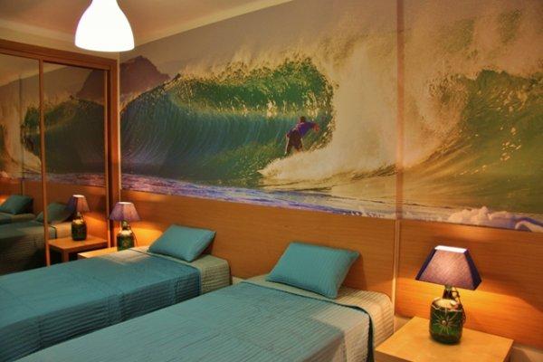 Supertubos Beach Hostel, Peniche