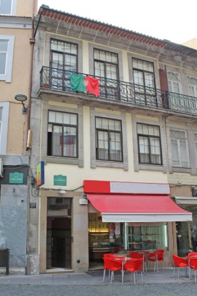 Residencial Belo Horizonte, Porto