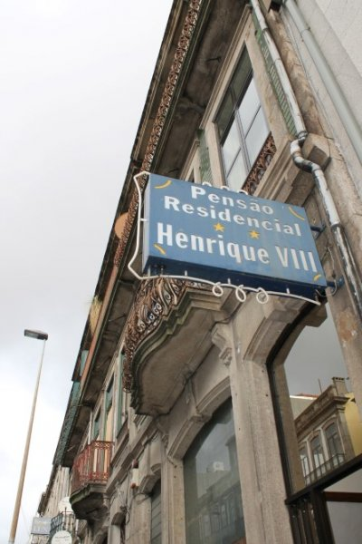 Residencial Henrique VIII, ポルト