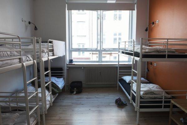 Sleep in Heaven, Copenhague