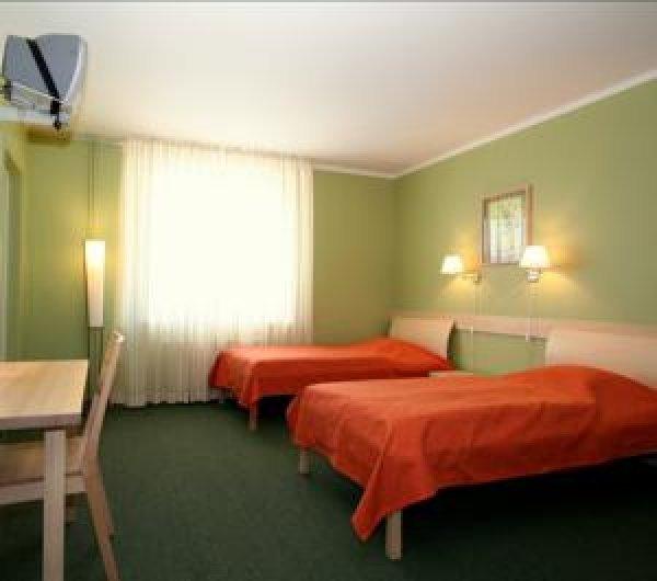 Spa Hotel Ezeri, スィグルダ