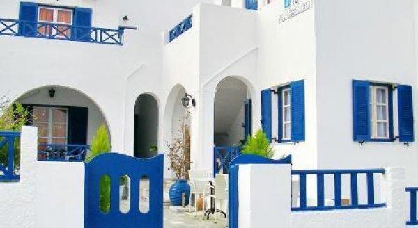 Fira Backpackers Place, Santorini