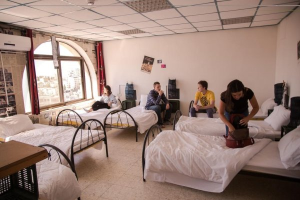 Area D Hostel, Ramallah
