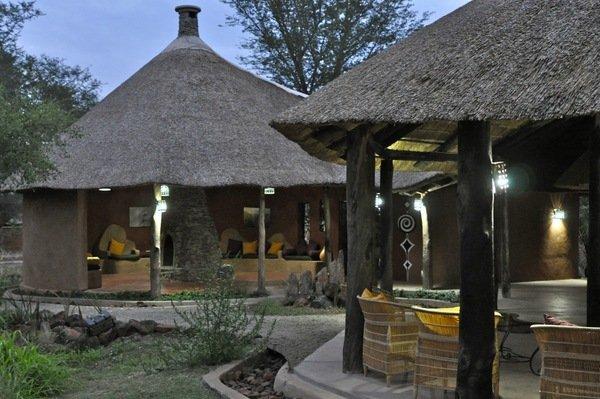 Munga Eco-Lodge, Livingstone