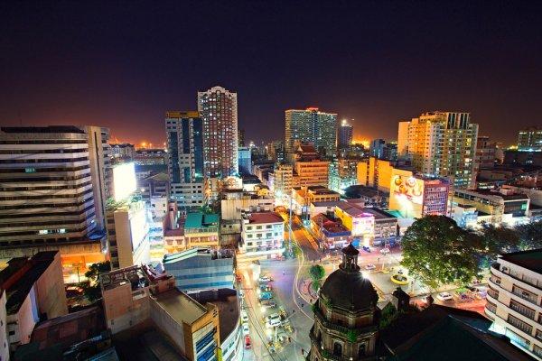 Ramada Manila Central, Манила