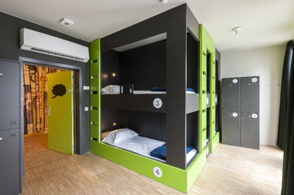 Backstay Hostel Ghent, Γάνδη