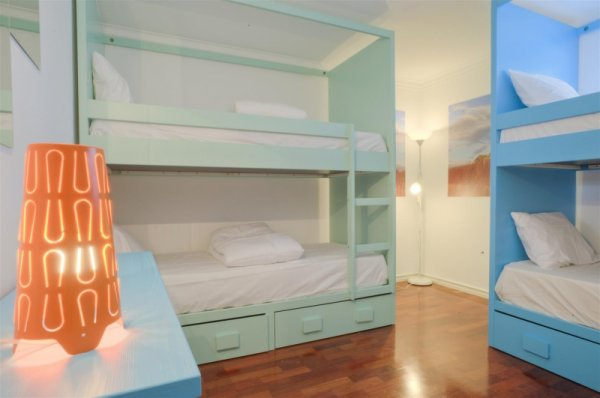 Blue Boutique Hostel and Suites, Есторил