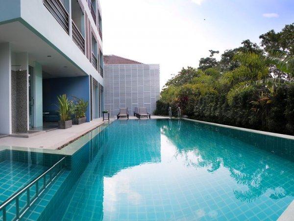 Natalie Resort Hotel, Phuket Kata Beach
