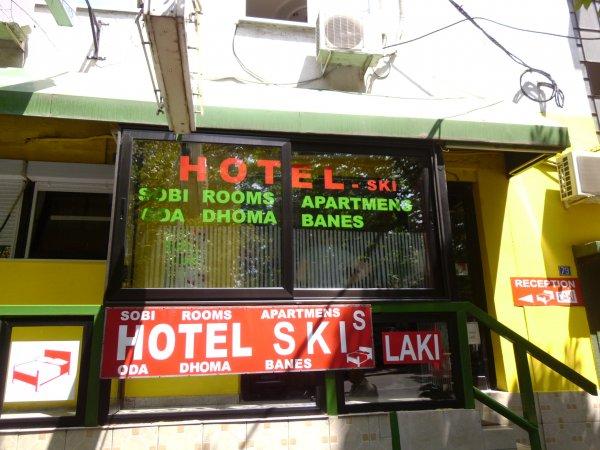 Laki Hostel, Skopje