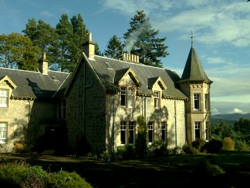 Tigh Na Sgiath Country House Hotel, Grantown-on-Spey
