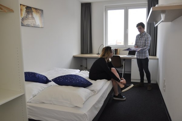 The ASH - Antwerp Student Hostel, Antwerpy