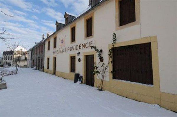 Auberge de la Providence, Saint-Donat