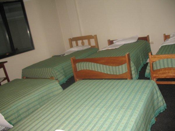 Peru Bergsport Hostel, 후아라즈
