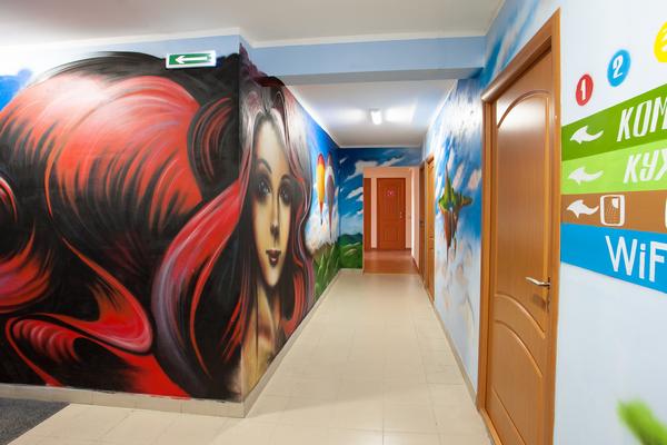 Like Hostel Novosibirsk, Novosibirsk
