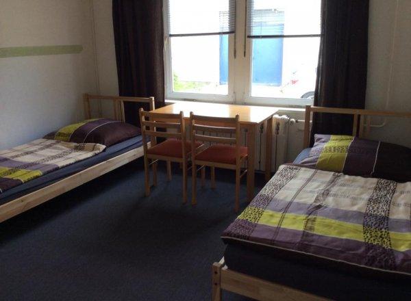 Backpackers' Inn, Rostock