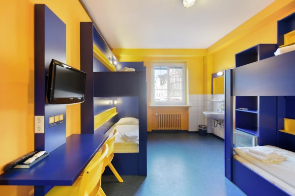 Bed'nBudget Hostel Dorms Hannover, हनोवर