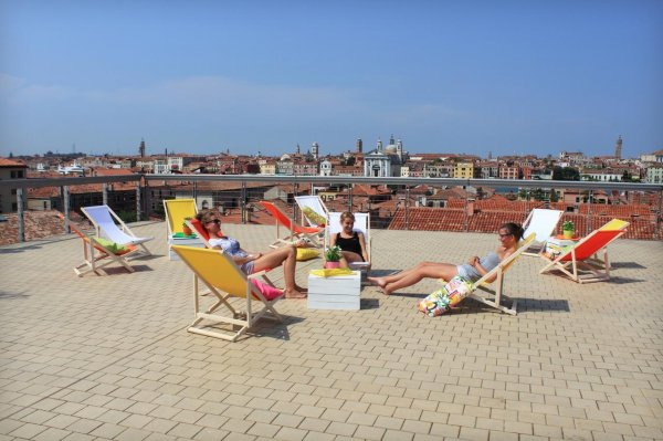 Sunny Terrace Hostel Giudecca, Venice