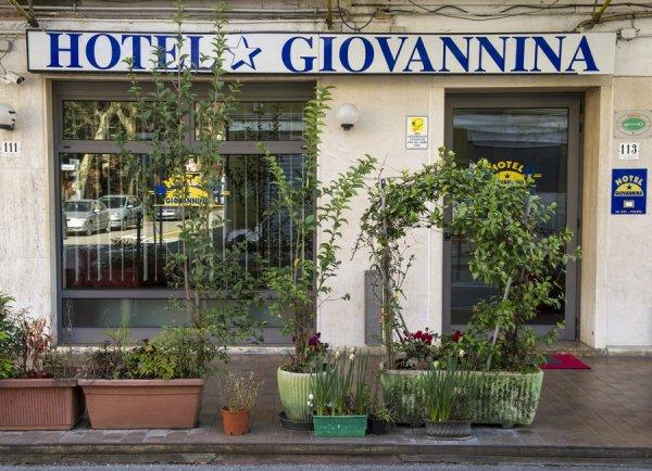 Hotel Giovannina, Venedig