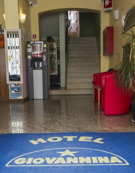 Hotel Giovannina, Venecija