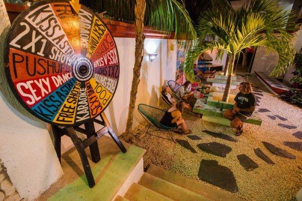 Mezcal Hostel, Cancún