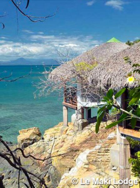 Le Maki Lodge Hotel, Nosy Komba