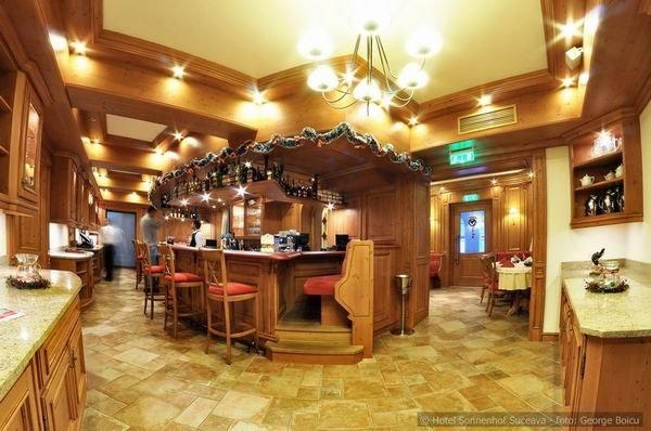 Sonnenhof Hotel, Сукеава