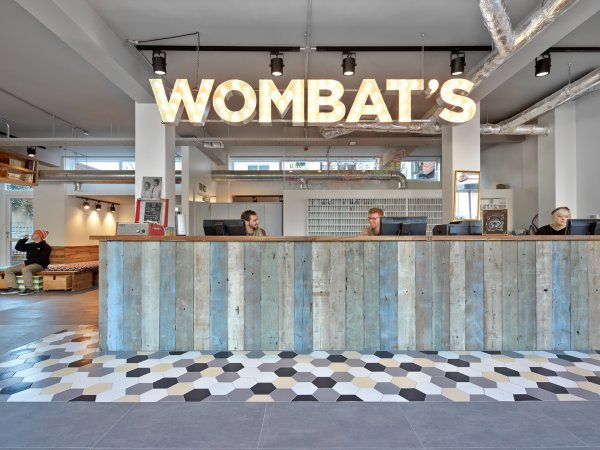 wombat's CITY Hostel – London, Londra