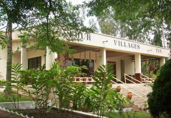 Four Villages Inn, Кумаси