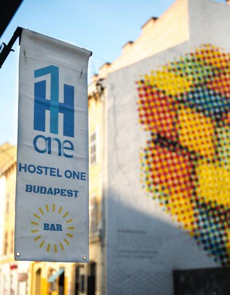 Hostel One Budapest, Будапеща