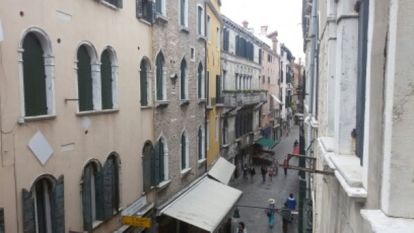 La Pescheria Backpackers, Venecia