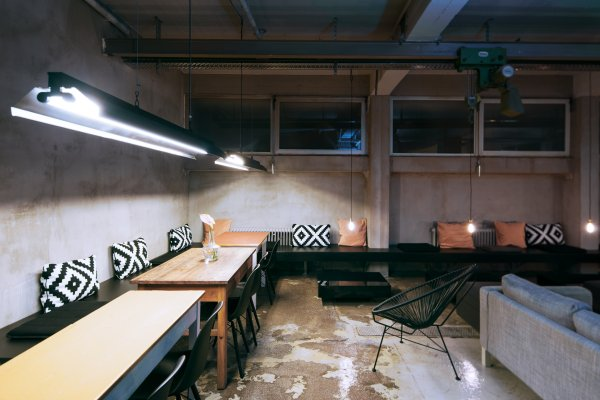 Wallyard Concept Hostel, Berlin