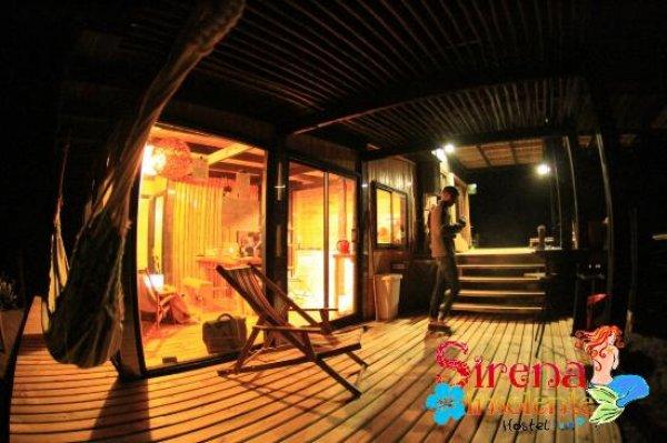 The Sirena Insolente Hostel, Pichilemu