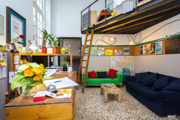 OStellin Genova Hostel, ジェノバ