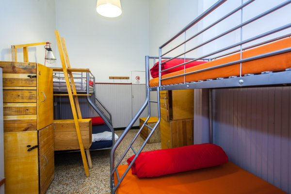 OStellin Genova Hostel, Genua