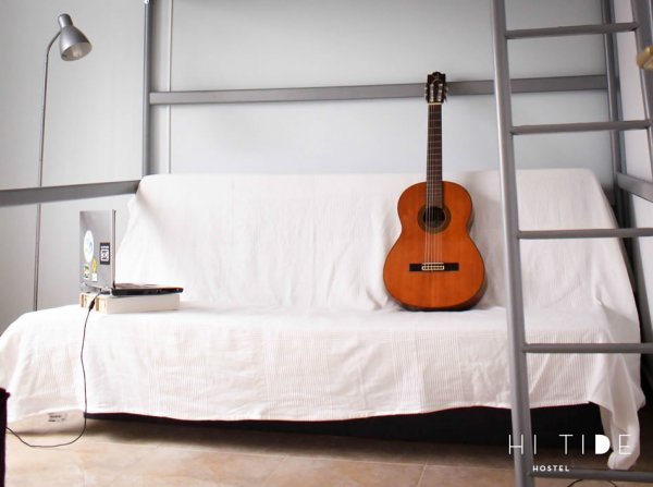 HiTide Hostel, Лас-Пальмас-де-Гран-Канария