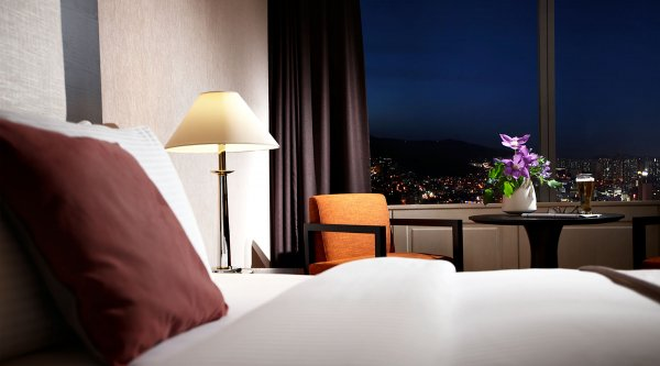 Haeundae Grand Hotel, Busan