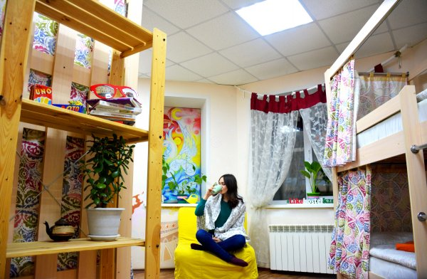 Like Hostel Kazan on Syleymanovoy, Kazan