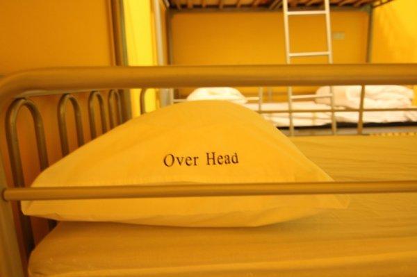 OVERHEAD HOSTEL, Hualien