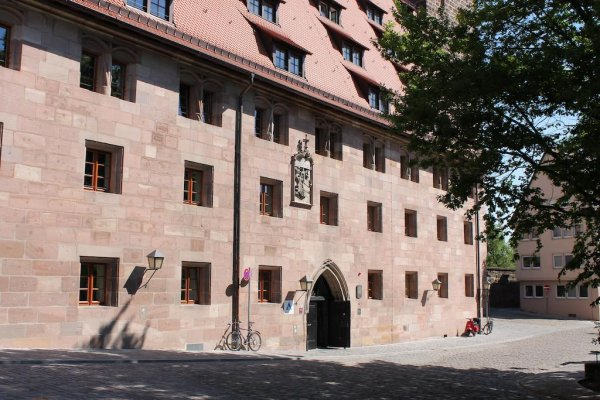 Jugendherberge Nürnberg, Niurnbergas