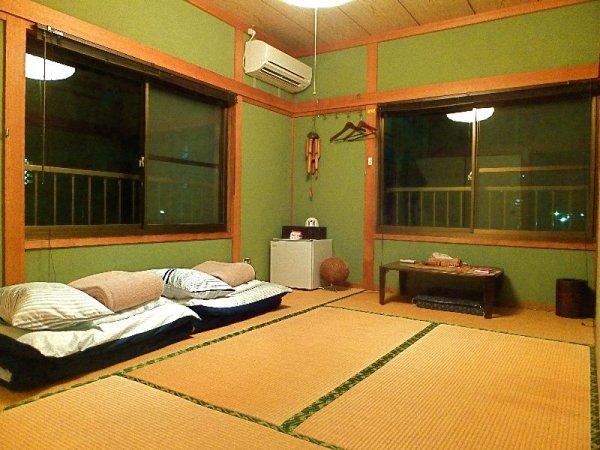 Aoshima Guesthouse Hooju, Miyazaki